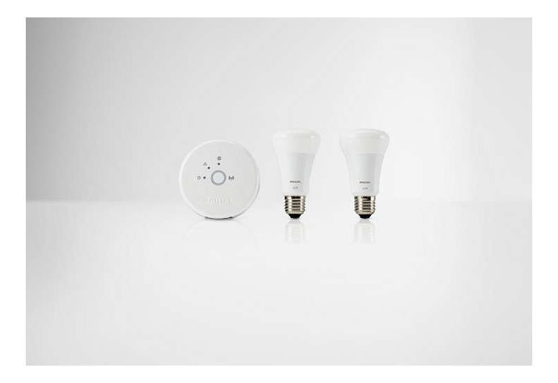 Philips Hue Lux, op afstand je verlichting bedienen - Huis van morgen